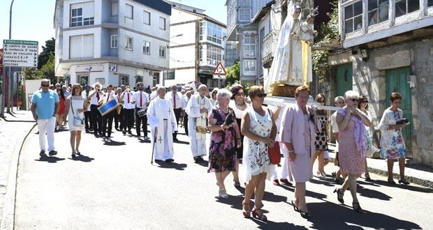 Photo of Manzaneda celebra as festas na honra á Virxe das Neves