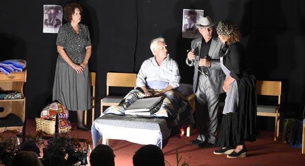 Photo of O grupo Candea abre en Viana a mostra de teatro afeccionado