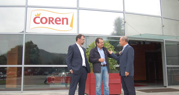 Photo of Coren implantará un novo sistema de refrixeración dos produtos cárnicos