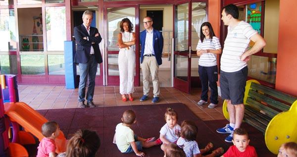 Photo of Preto de 200.000 euros para reformar nove escolas infantís Galiña Azul na provincia