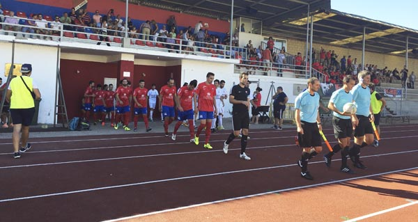 O CD Barco estrea tempada en Calabagueiros con vitoria