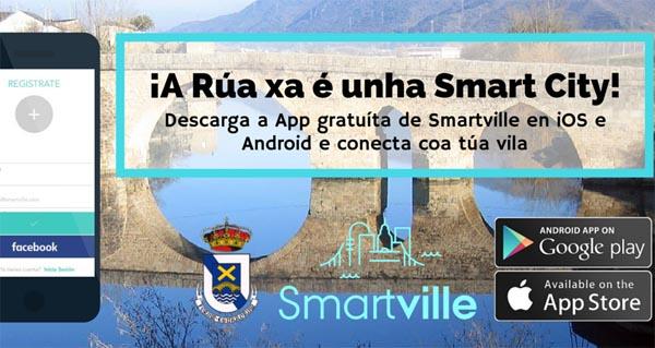 La Rua ya es una Smart City!