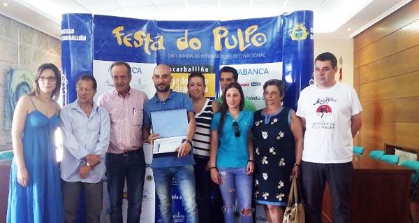 Photo of O chef Domínguez Carrete, embaixador da LIV Festa do Pulpo