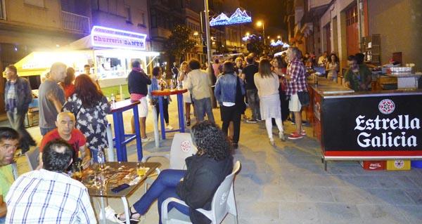 Photo of Comezan as festas de verán na Rúa