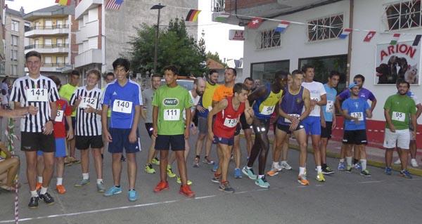 Photo of Aumenta a participación infantil na Milla Nocturna da Rúa