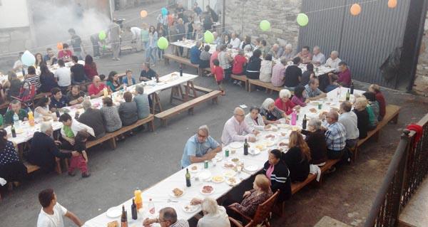 Photo of Unha cea para reunir ao pobo en Mouruás (San Xoán de Río)