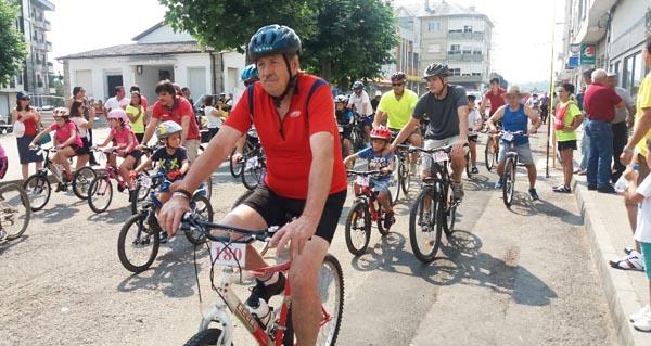 Photo of Trives celebra o Día da Bici