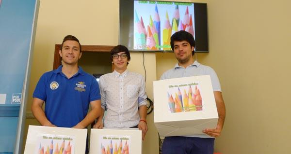Photo of As Xuventudes Socialistas do Barco promoven unha campaña solidaria de material escolar