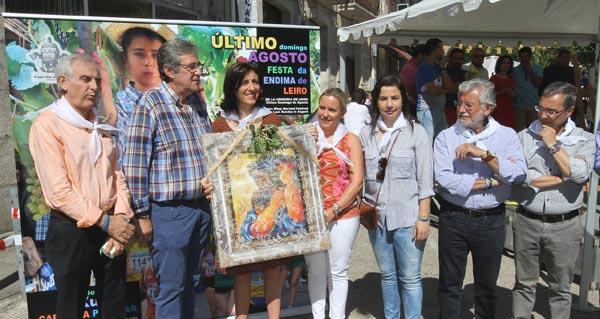 Photo of A Festa da Vendima de Leiro ergue o telón coa conselleira de Medio Rural