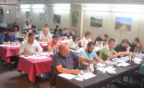 Photo of Récord de participación de viños e adegas valdeorreses nas Distincións Gallaecia'16