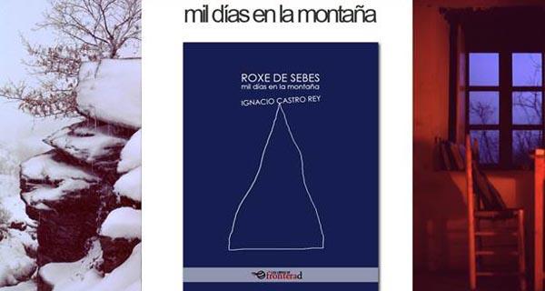 """Photo of A nova edición de """"Roxe de Sebes"""", de Ignacio Castro, na Feira do Libro da Coruña"""