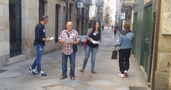"""Photo of O BNG critica nas rúas de Ourense a """"falta de prazas públicas"""" nas escolas infantís"""