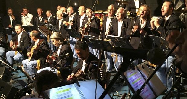 Photo of Multitudinario concerto de Son do Sil no Barco