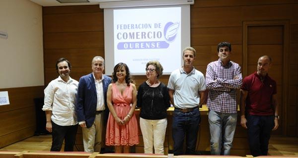 Photo of A Federación de Comercio de Ourense elixe nova xunta directiva