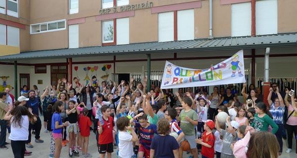 Photo of A comunidade educativa do CEIP Julio Gurriarán anuncia novas mobilizacións