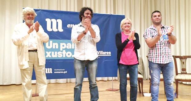 Photo of En Marea defende en Trives un proxecto de futuro para a provincia