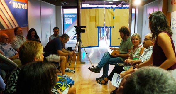 Photo of En Marea mantén unha xuntanza coas entidades culturais do Carballiño