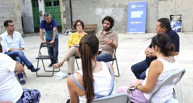 Photo of Davide Rodríguez, de En Marea, avoga pola posta en valor dos recursos do rural