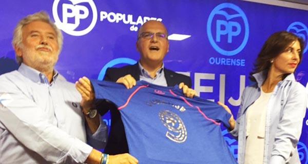 O PP logra o noveno deputado autonómico en Ourense