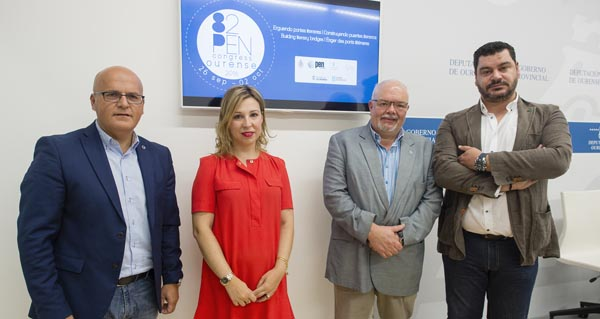 Photo of A Deputación presenta o 82º Congreso do PEN International
