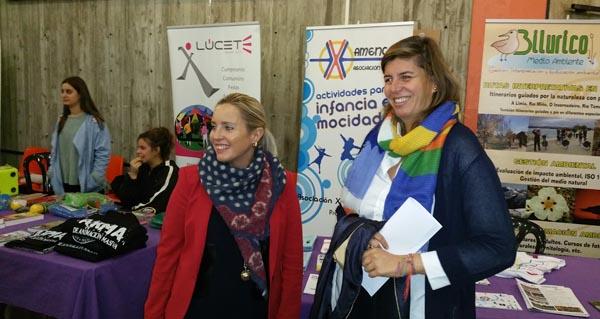 Photo of A directora xeral de Xuventude participa en Ourense nas Xornadas de Tempo Libre de Argalleira