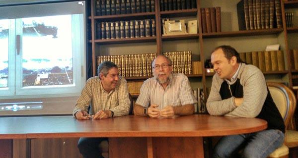 Photo of Exposición de Luis Vecino e Ángel Soldevilla no Ateneo de Ourense