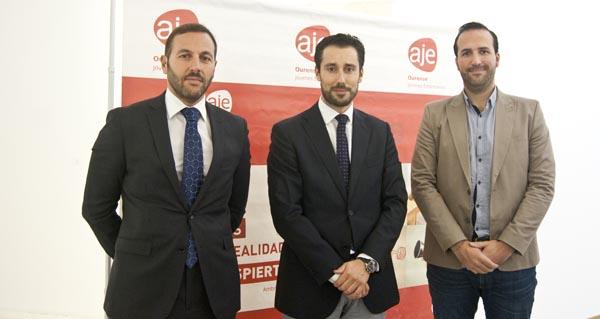 Photo of A AJE premiará aos mellores xoves empresarios da provincia o 3 de novembro