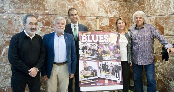 Photo of O Festival Blues Teatro Principal celebra a 13ª edición o 4 e 5 de novembro