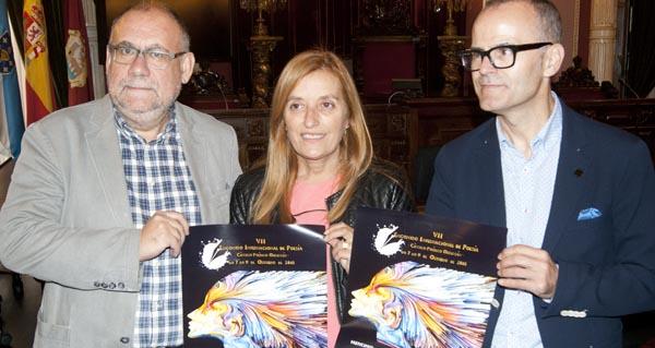 Photo of Poesía con selo internacional para adultos e escolares esta fin de semana