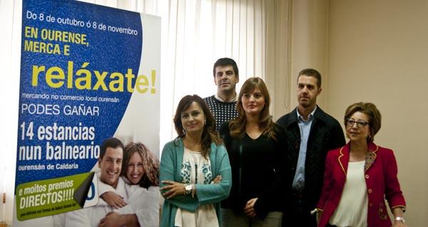 """Photo of Arrinca a campaña """"En Ourense, merca e reláxate"""", con centos de premios directos para o cliente"""