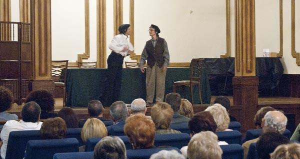 Photo of Teatro, música e poesía inundan Ourense esta fin de semana