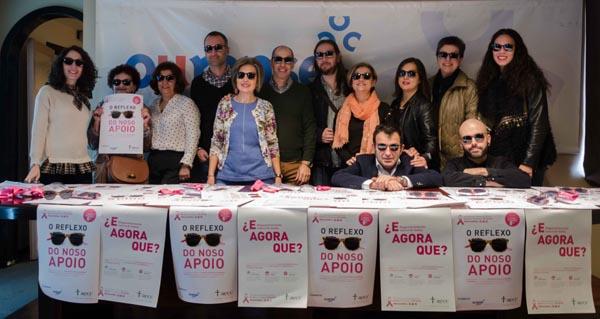 Photo of Recadación de fondos no comercio local ourensán para a loita contra o cancro de mama