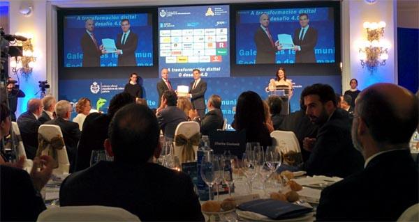 Photo of Unha empresa da Tecnópole recibe o premio ao produto máis innovador