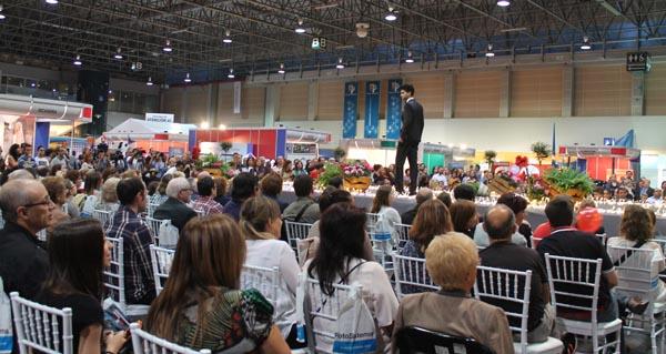 Photo of Máis de 4.000 persoas acoden a Celebra, en Expourense