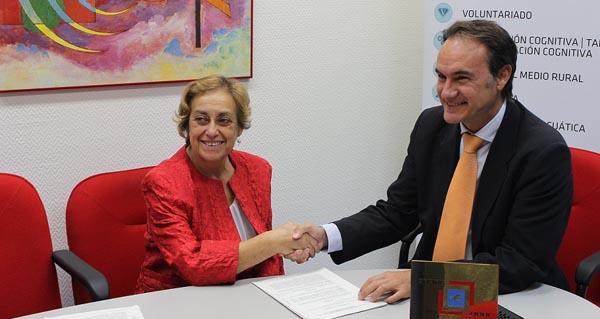 Photo of Afaor estreita colaboración con Ibercaja para dar servizo a 40 beneficiarios