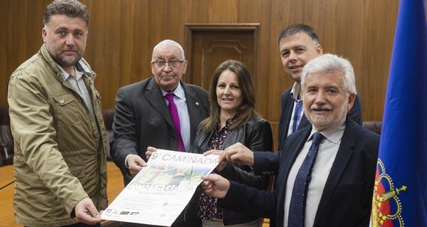 Photo of O noveno roteiro por terras de Cortegada celébrase o día 30
