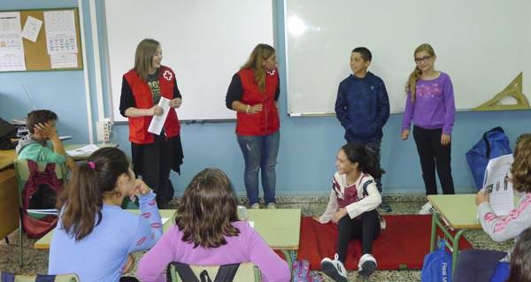 Photo of Cursiño de primeiros auxilios no CEIP Condesa de Fenosa do Barco de Valdeorras