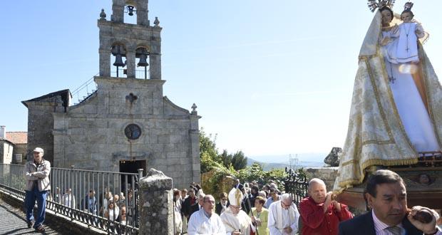 Photo of A confraría da Virxe do Rosario cumpre 300 anos en San Xoán de Barrio