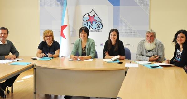 Photo of Reparto de responsabilidades no grupo parlamentario do BNG