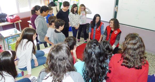 Photo of Novo cursiño de primeiros auxilios no CEIP Condesa de Fenosa