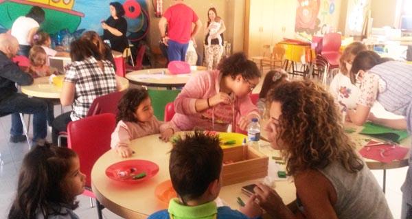 Photo of Xogando con materiais reciclados, na 4ª Semana da Lactancia Materna