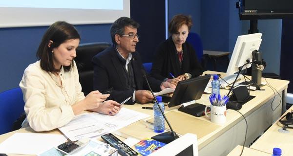 Photo of Pleno do Consorcio de Turismo Ribeira Sacra en Quiroga