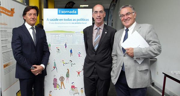 Photo of A saúde no ámbito local, analizada nunha xornada en Santiago