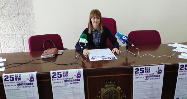 Photo of Acto polo Día internacional contra a violencia de xénero, no Carballiño