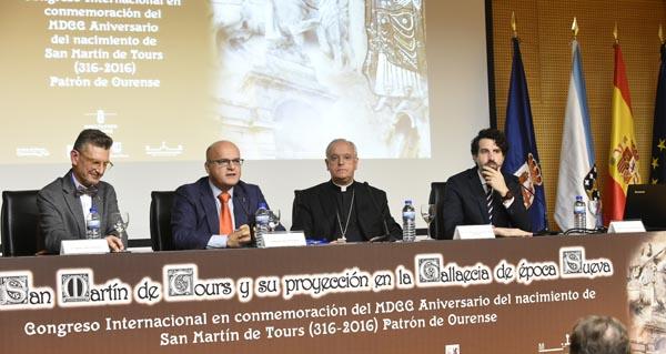 Photo of Comeza o congreso internacional sobre San Martiño de Tours