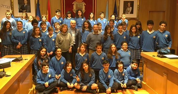 Photo of Nenos da Rúa, protagonistas do Pleno infantil na Deputación