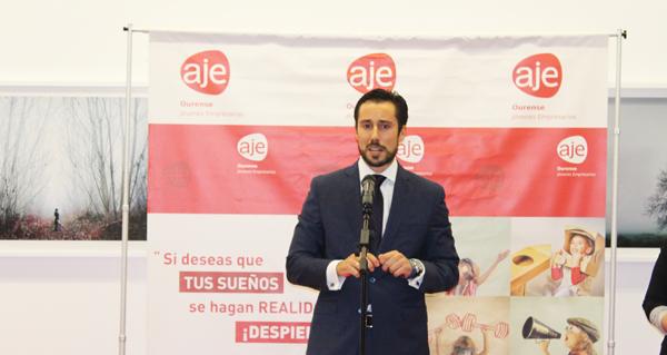 Photo of A Asociación de Xoves Empresarios de Ourense outorga os seus premios anuais