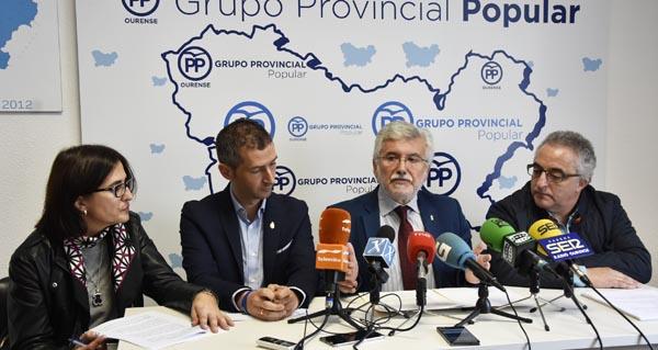 Photo of O PP provincial propón unha feira anual coas catro denominacións de orixe ourensás