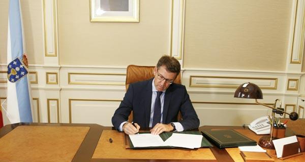 Photo of Continuidade no goberno galego