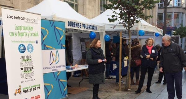 Photo of Ourense celebra o Día Mundial da Diabete